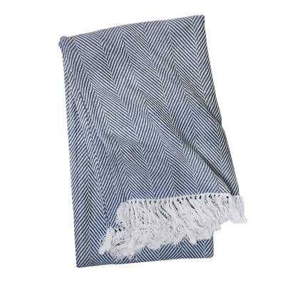 Clermont Cotton Throw - Birch Lane