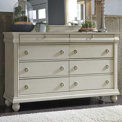 Warlick 8 Drawer Double Dresser - Birch Lane