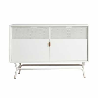 Blu Dot Dang TV Stand for TVs up to 48 inches Color: White - Perigold