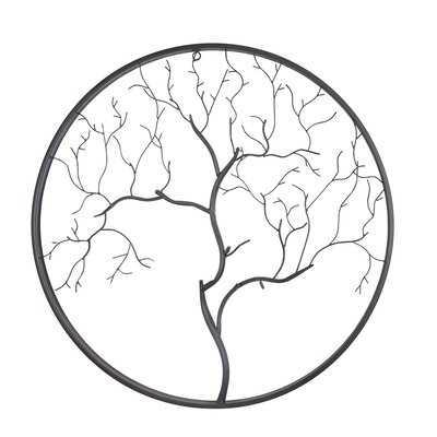 Metal Tree Wall Décor - AllModern