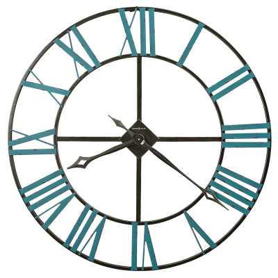 "Howard Miller® Oversized St Clair 36"" Wall Clock - Perigold"