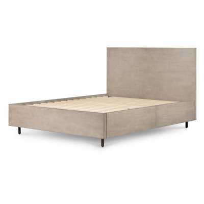Four Hands Carly Storage Platform Bed Size: Queen - Perigold