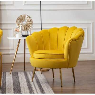 Ilene Barrel Chair - Wayfair