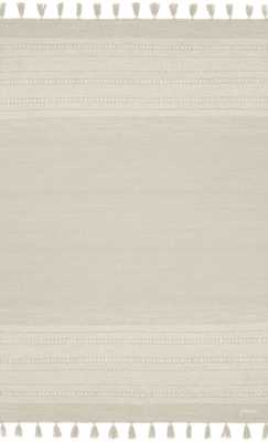 "ED Ellen DeGeneres Crafted by Loloi SOLANO ON-01 IVORY 3'-6"" x 5'-6"" - ED Ellen DeGeneres Crafted by Loloi Rugs"