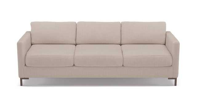Modern Sofa | Husk Linen - The Inside
