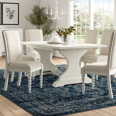 Saguenay 7 Piece Extendable Dining Set - Wayfair