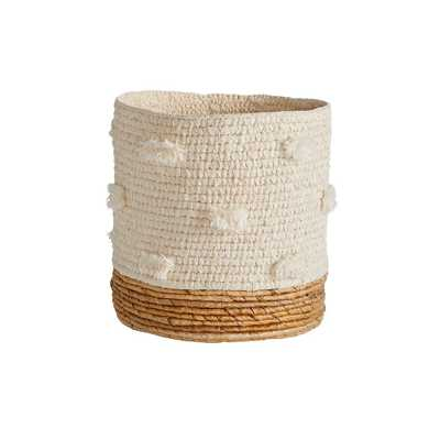 Recycled Cotton Storage, Catchall - Pottery Barn Teen