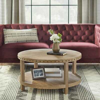 Sansa Coffee Table - Birch Lane