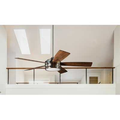 """Winchcombe52""""  5 - Blade LED Standard Ceiling Fan with Light Kit Included - Birch Lane"""