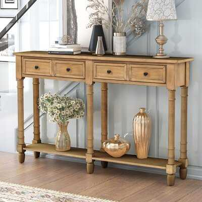 Console Table For Living Room, Entryway - Wayfair