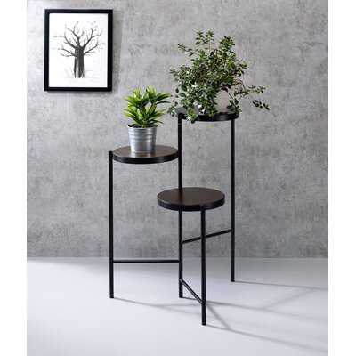 Cyaire Round Multi-tiered Plant Stand - Wayfair