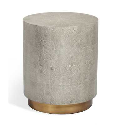 Interlude Kenzo Small End Table - Perigold