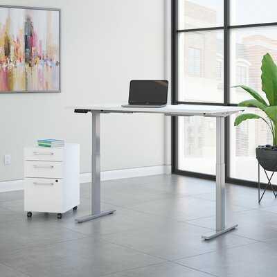Move 60 Series Adjustable Standing Desk - Wayfair