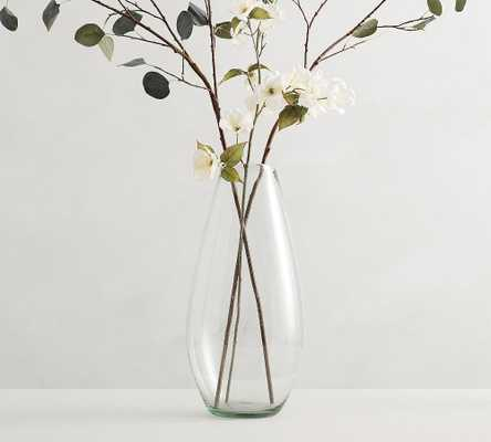 Nouvel Recycled Glass Vases, Tall - Pottery Barn