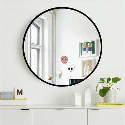 New Milford Metal Bathroom / Vanity Mirror - Wayfair