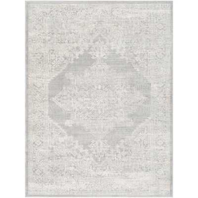 Artistic Weavers Saray Light Gray 9 ft. x 12 ft. 3 in. Area Rug - Home Depot