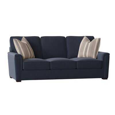 "83"" Round Arm Sofa - Wayfair"