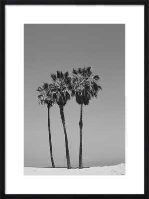 Venice Palms by Catherine McDonald for Artfully Walls - Artfully Walls
