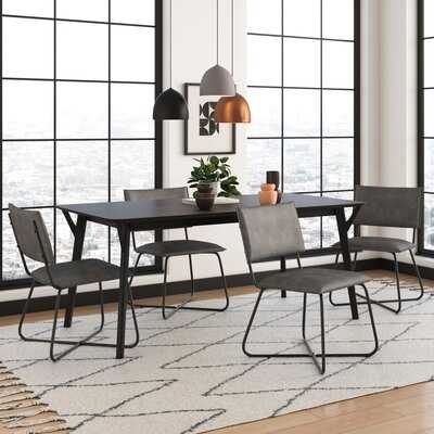 Neha 5 - Piece Dining Set - Wayfair