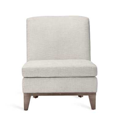 Interlude Belinda Lounge Chair Upholstery Color: Pearl - Perigold