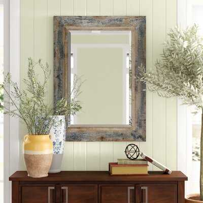 Silas Rectangular Wall Mirror - Birch Lane