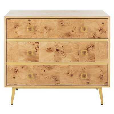 Bronaugh 3 Drawer Dresser - AllModern