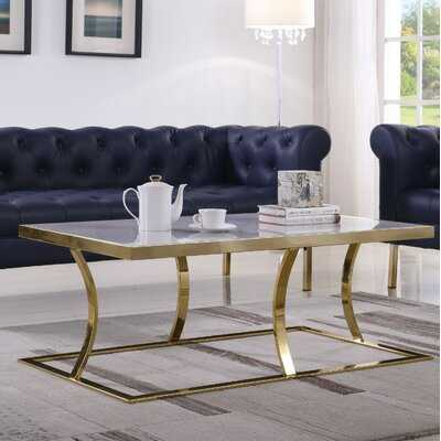 Canales Center Coffee Table - Wayfair