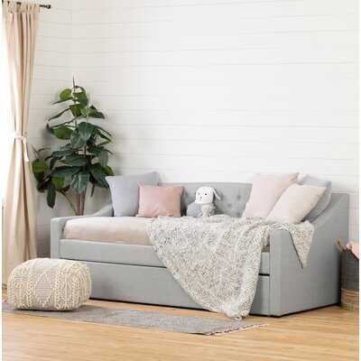 Tiara Twin Daybed with Trundle - Wayfair