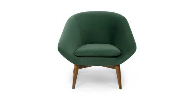 Resa Botany Green Chair - Article