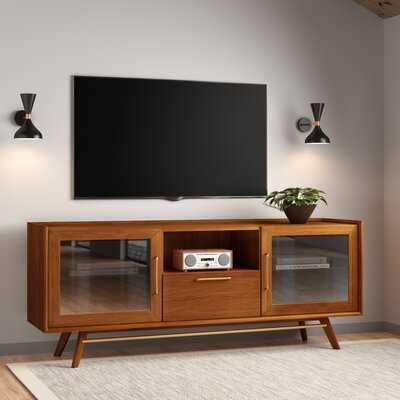 Stefon Solid Wood TV Stand for TVs up to 78 inches - AllModern