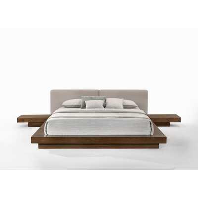Roam Upholstered Platform Bed - Wayfair