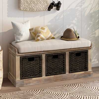 Sperling Drawers Storage Bench - Wayfair