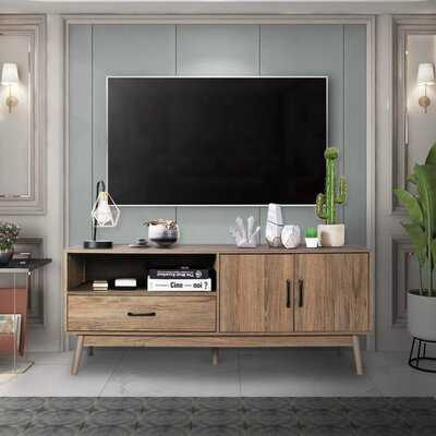 """Stoltzfus TV Stand for TVs up to 65"""" - Wayfair"""