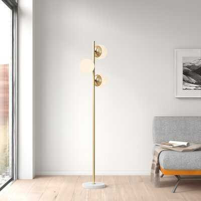 "Harney 62"" Tree Floor Lamp - AllModern"