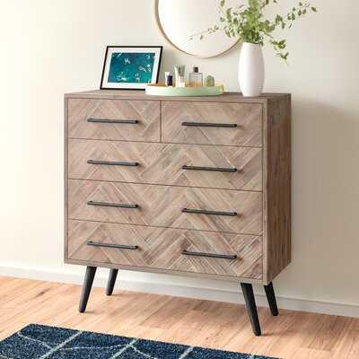 Keziah 5 Drawer Dresser - AllModern