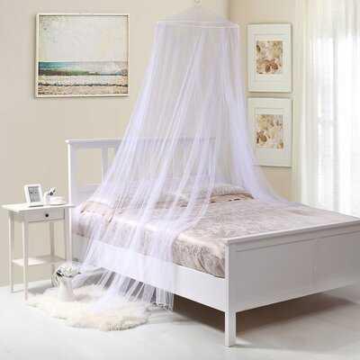 Sandown Polyester Bed Canopy - Wayfair