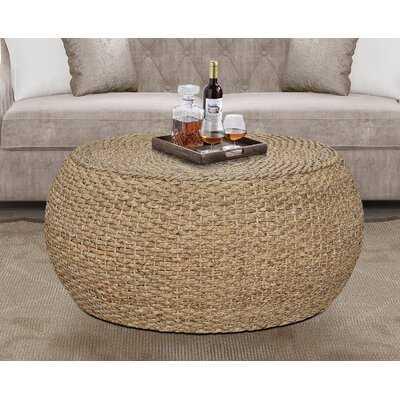 Cleve Drum Coffee Table - Wayfair