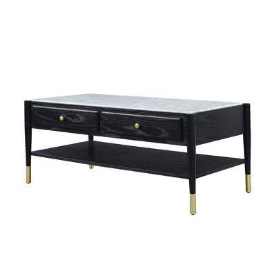 Widner Coffee Table with Storage - Wayfair