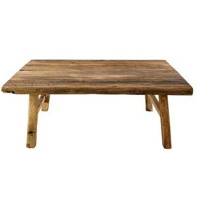 Winfred Solid Wood Coffee Table - Wayfair