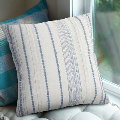 Arlyn Square Cotton Pillow Cover & Insert - Wayfair