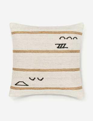 Iconic Stripe Pillow By Sarah Sherman Samuel - Lulu and Georgia