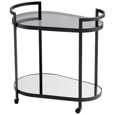 Cosmo Bar Cart - Onyx Rowe