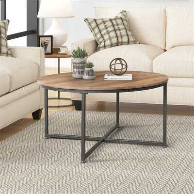 Diangela Cross Legs Coffee Table - Wayfair