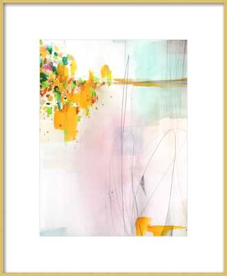 Abstract Mirage by Christine Lindstrom for Artfully Walls - Artfully Walls