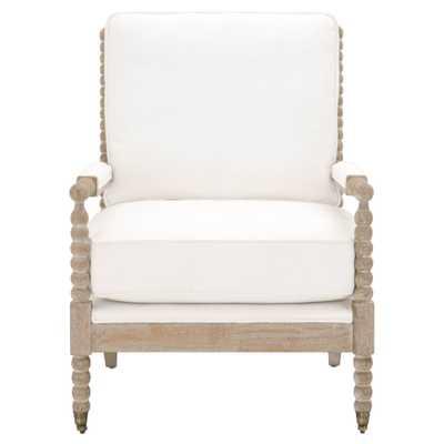 Rouleau Club Chair - Alder House