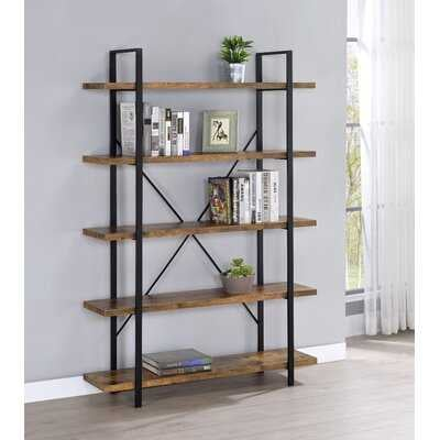 5-Shelf Bookcase - Wayfair