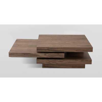 Irwinton Coffee Table with Tray Top - Wayfair
