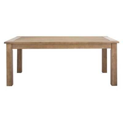 Knowle Wooden Coffee Table - Wayfair