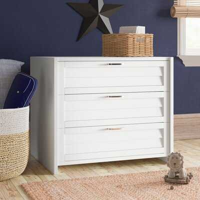Chatham 3 Drawer Chest - Birch Lane