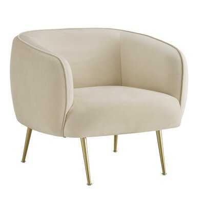 Aimee Barrel Chair - Wayfair